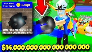 Download BUYING THE NEW MOST EXPENSIVE MAGNET IN MAGNET SIMULATOR AND IT'S INSANE POWERFUL! (Roblox) Video