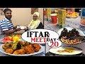 Day 20 :   Iftar Meet സമൂഹ നോമ്പുതുറ  Bulk Cooking : Malabar Chicken Curry & Thari kanji