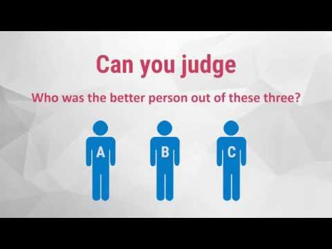 Can you judge