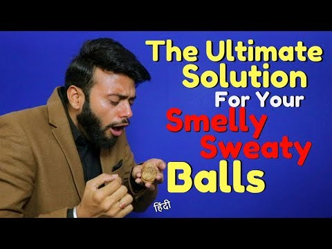 How to Stop Smelly & Sweaty Balls | Be Ghent | Rishi Arora