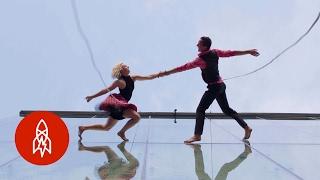 Sky Dancing: How One Dance Group Defies Gravity