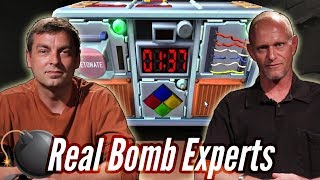 "Real Bomb Squad Defuses A Bomb In ""Keep Talking And Nobody Explodes"""