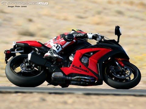 Ohlins Mechatronic Electronic Shock Review for Kawasaki Ninja ZX-10R - MotoUSA