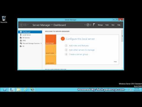 How to create and configure self signed ssl certificate for IIS 8 in windows server 2012