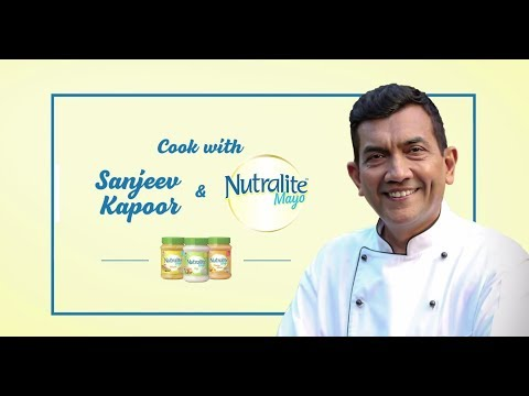 Healthy Wraps with Chef Sanjeev Kapoor & Nutralite! | Healthy Mayonnaise Recipes