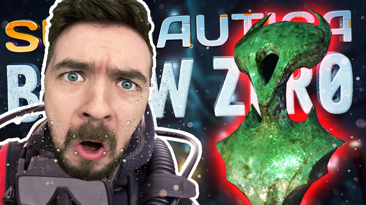 Is THIS What The Aliens Looked Like? | Subnautica Below Zero - Part 14