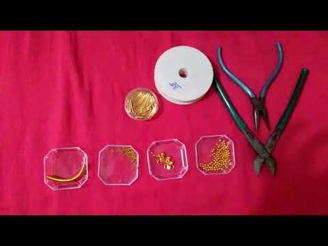 Fashion jewellery making in tamil