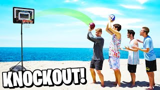 Extreme Mini Hoop Knockout!