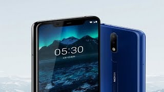 The Nokia X5 is expected to have a notch and a glass body with dual cameras.