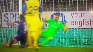 Serie A Chievo 0 1 Fiorentina  Cristian Tello Goal 21 1 2017