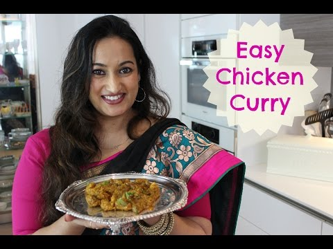 QUICK & EASY CHICKEN CURRY - Even the kids will love it!