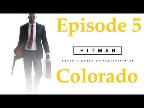 Hitman Episode 5 - Colorado Walkthrough [1080p HD] No commentary