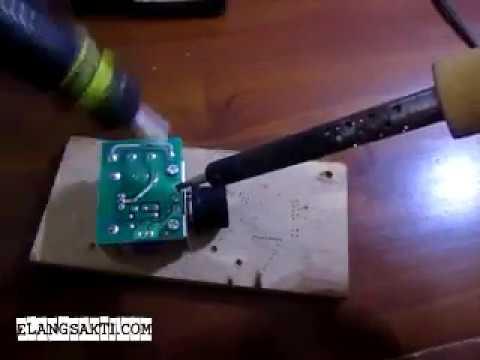 Arduino Speed Control & Voltage Dimmer 220V 2000W Part 2