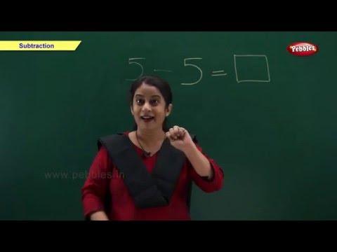 CBSE Class 1 Maths   CBSE Maths Chapter 4 - Subtraction   NCERT   CBSE Syllabus   Maths For Grade 1