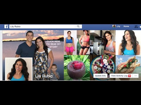 How to Create a FB Banner on PicMonkey- Beachbody Edition