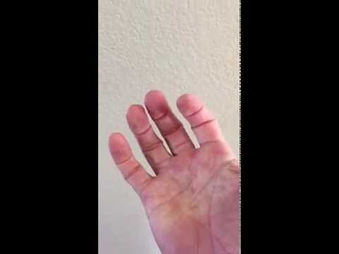 How To Make a Good Fist