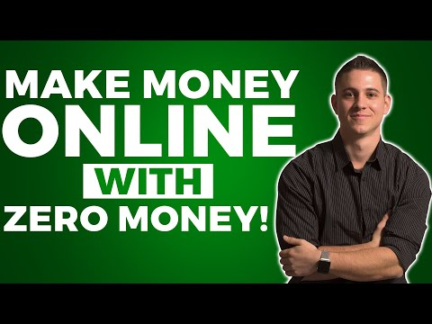 How I Made $250 PER DAY With ZERO Money to Start!
