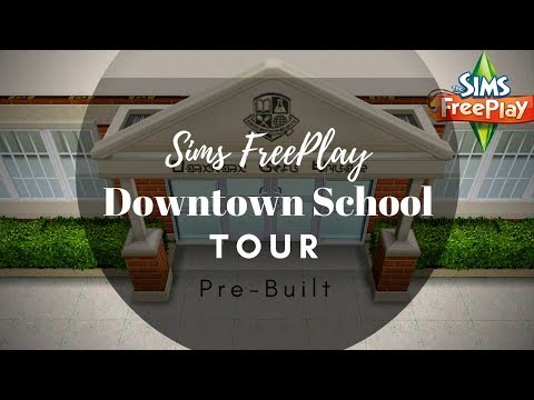 Downtown School | Finished | Sims FreePlay