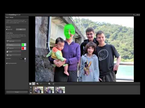 Photo Blend in PaintShop Pro X4