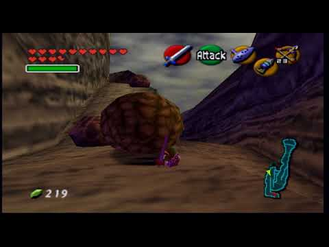 Ocarina of Time   Off to the 5th Dungeon   Part 13