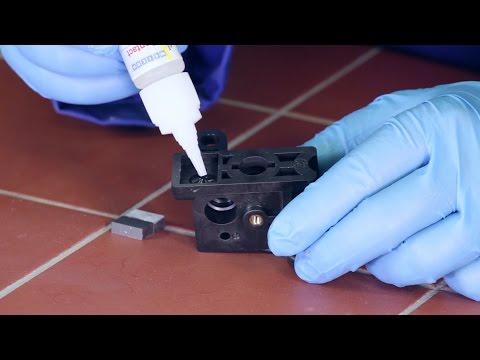 VM 120 Super Glue for Metal Demonstration Video
