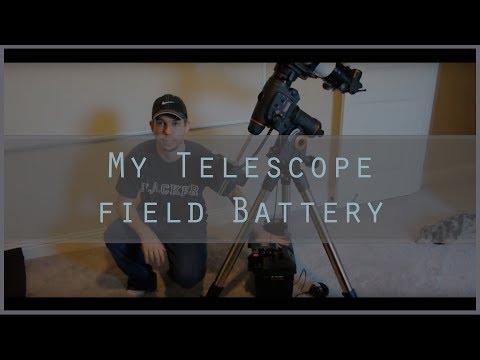 My DIY Telescope Battery