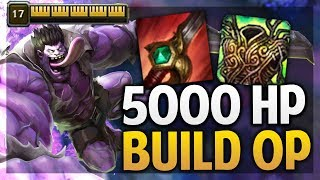 Download ¡TORRES QUE CURAN! DR MUNDO 5000 HP BUILD! League of Legends Video