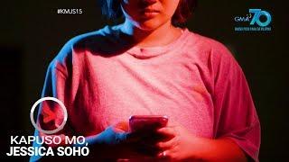 Kapuso Mo, Jessica Soho: MAG-INGAT SA DATING APPS!