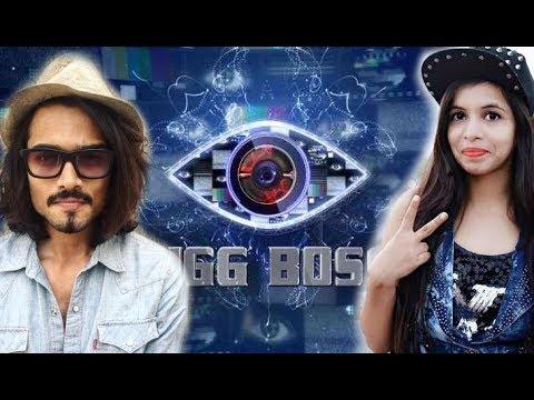 Bhuvan Bam and Dhinchak Pooja In Bigg Boss 11