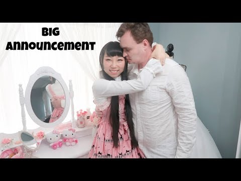 We Have A Big Announcement!