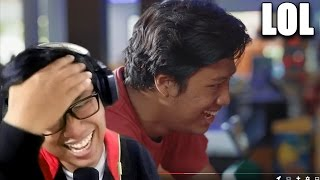 REACTION Youtube Rewind Indonesia 2016 | #EwingVlog - Eps. 11