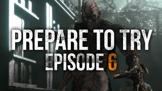 Taking on the Tyrant - Prepare To Try: Resident Evil, Episode 6