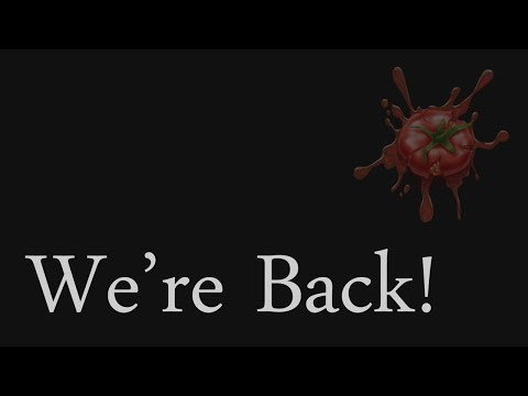 We are BACK!!!