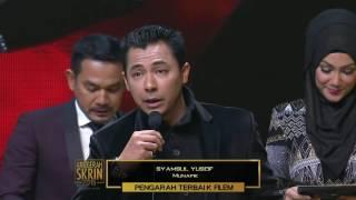 #ASK2016 | Pengarah Terbaik Filem | Syamsul Yusof