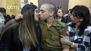 Israeli soldier Elor Azaria convicted of manslaughter, sentence to follow