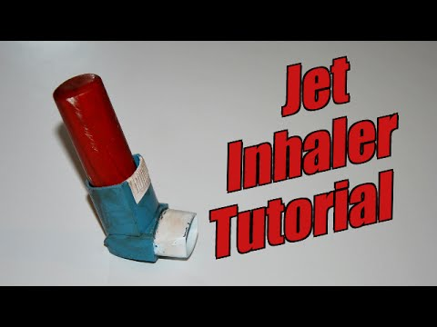 How To Make A Fallout 3 Jet Replica Prop