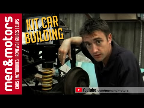 Kit Car Build - Day 3