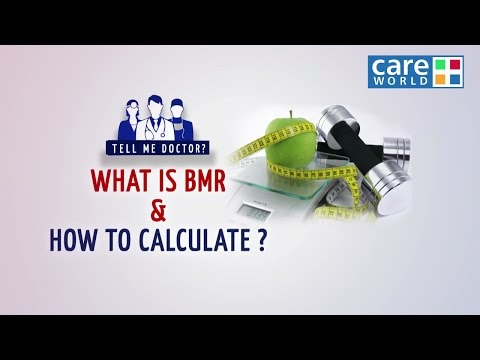 What is Basal Metabolic Rate (BMR)? How to Calculate it? - Tehzeeb Lalani - Tell Me Doctor