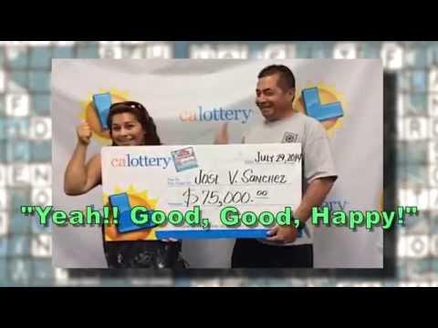 California Lottery: Winning Happens!