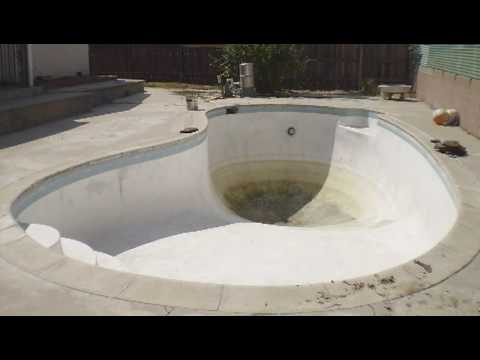 Learn To Skate A Pool - Part 1 of 2