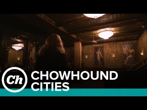 Hide Out In An Authentic Prohibition-Era Speakeasy | Chowhound Cities - NYC