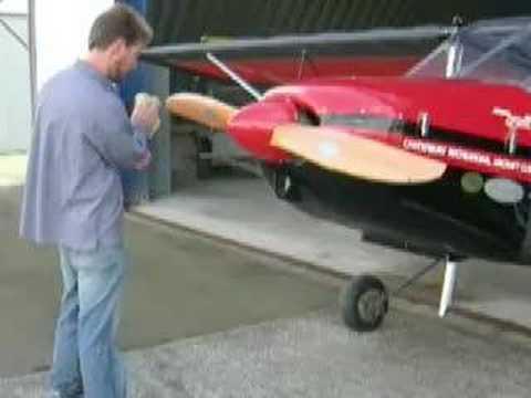 Wooden Propeller Maintenance and Storage