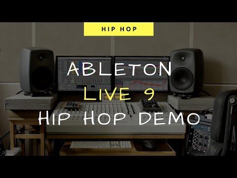 Ableton Live 9 - Hip Hop Demonstration
