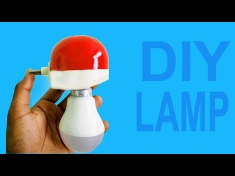 DIY LAMP | Best Out Of Waste Mosquito Killer Machine Idea
