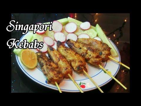 Singapori Kebabs