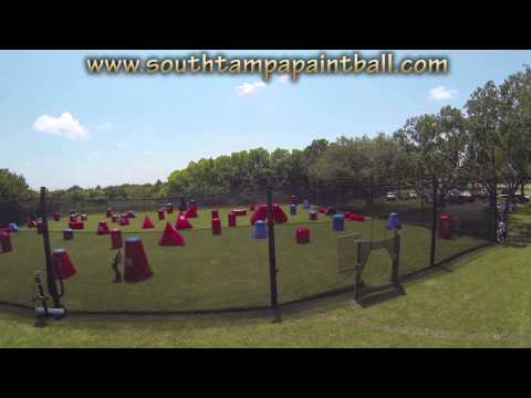 South Tampa Paintball - New field in Tampa