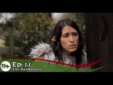 Standard Action: Episode 1 - The Barbarian