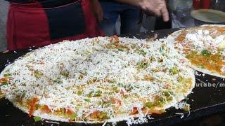 DOSA  | STREET FOODS IN MUMBAI  | Andheri | 4K VIDEO
