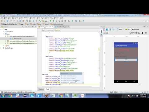 Consuming RestFull Web Service in android Using Volley Part-1