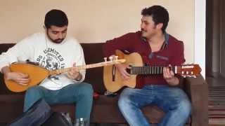 Hangimiz Sevmedik-bağlama&gitar (caner-mustafa)